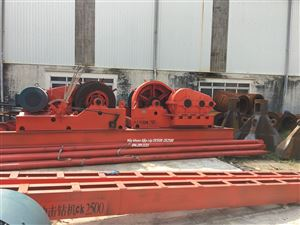 Máy khoan đập cáp CK1500 - CK2000 - CK1800