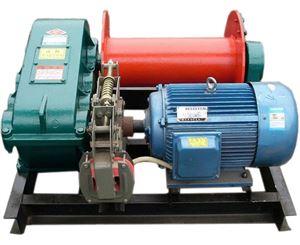 Tìm hiểu về máy tời điện mặt đất